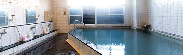 玉之湯の温泉